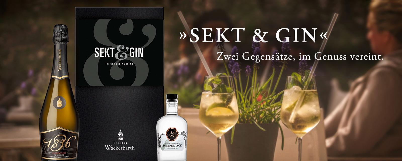 Sekt & Gin